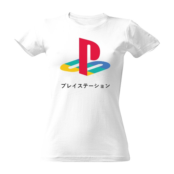 25 Playstation Anniversary Japonsky T-shirt
